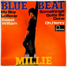 Millie Small - Blue Beat / MY BOY LOLLIPOP +3 - Ska / Rocksteady - EP EP