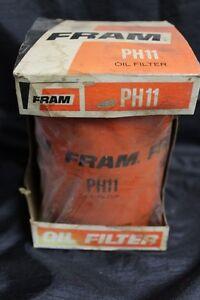 VINTAGE NOS  FRAM OIL FILTER PH-11 amc,buick,cadillac, kaiser,olds pontiac