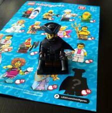 Lego Figur Sammelfigur Serie 17 Nr. 16 Mystery Räuber    NEU + BPZ + OVP