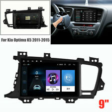 Fit for Kia Optima K5 2011-2015 9'' Android 10.1 GPS WiFi/3G/4G Car MP5 Player