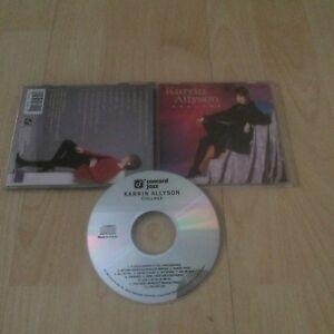 KARRIN ALLYSON - COLLAGE (1996 USA PRESS CD ALBUM) MINT CONDITION