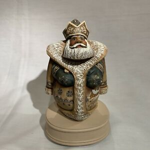 G DeBrekht Santa Snowmaiden Musical Fairytales Series Limited Edition 2001