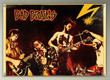 New! BAD BRAINS Sid Israel Vinyl Banner Poster 39x29""
