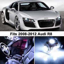 Audi R8 White LED Lights Interior Package Kit