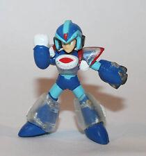 "1994 Bandai Japan Mega Man X Clear Armor Rockman 2.5"" PVC Figure"