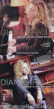Diana Krall 2004 Girl In The Other Room Double Sided Perforated Promo Poster