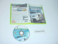 NEED FOR SPEED: SHIFT racing game in case - Microsoft XBOX 360