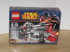 Lego Star Wars Set #75034 Death Star Troopers NIP VHTF RETIRED 100 pcs