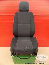 MB Sprinter 906 Beifahrersitz Komfort 2006-09 Einstellungsmöglichkeiten