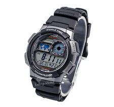 -Casio AE1000W-1B Digital Watch Brand New & 100% Authentic
