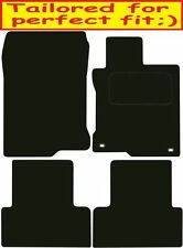Honda Accord Auto DELUXE QUALITY Tailored mats 2008 2009 2010 2011 2012 2013 201