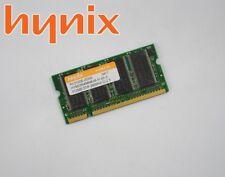 512MB hynix Notebook DDR1 SO-DIMM Memory PC2100 HYMD564M646A6-H AA-A