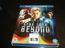 Star Trek Beyond - HD DVD Blu-ray - Rating 12 - 2016 - Simon Pegg