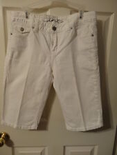 WOMAN'S INC Cargo Style Cropped REGULAR FIT SZ. 8, EXCELLENT CONDITION!