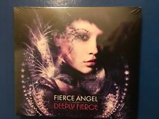 FIERCE ANGEL   DEEPLY FIERCE.        TWO COMPACT DISC BOXSET