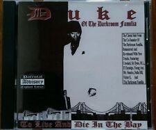 To Live an Die in Tha Bay [PA] by Duke (CD, Jul-2000, Darkroom Studios) Norte 14