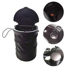 Foldable Car Dust Bin Storage Garbage Can Trash Container Holder Hanging Bag US
