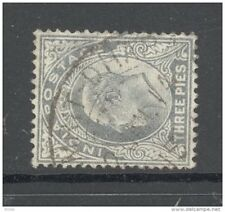 "INDIA, postmark """"MARIT DHARA"""" on Edward VII stamp (D)"