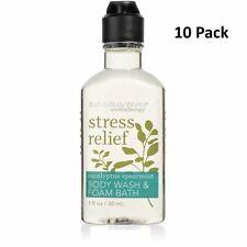 Aromatherapy Stress Relief Eucalyptus Spearmint Body Wash and Foam Bath,...