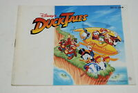 Duck Tales Nintendo NES Video Game Manual Only