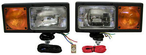 Peterson 505K BladeLights ® complete plow light kit w/wiring harness