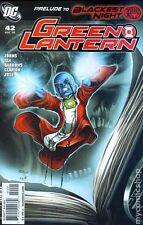 Green Lantern #42 DC Comics 2009 Eddy Barrows Variant Cover Comic Book 1:25