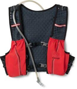 Nathan VaporSwift 4L Hydration Vest -1.5 Liters Blue Nights/High Risk Red L-XXXL