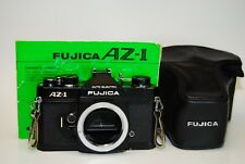 Fujica AZ-1 35mm SLR Film Camera Black Body - M42
