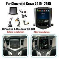 For Chevrolet Cruze Android 8.1 Car DVD Player GPS Navigation Radio Stereo Wifi