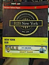 Verizon Yellow Pages B2B 2008 - 2009 Published By iDearc Media
