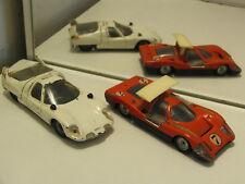 VINTAGE 1/43 toys  Diecast metal CAR toys POLITOYS PANTHER BERTONE BRE-SAMURAI
