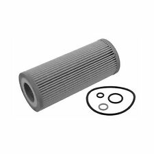 Fits BMW 3 Series E92 335d Genuine Febi Engine Oil Filter Service Replacement