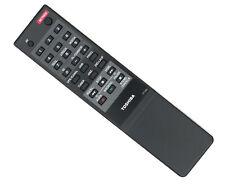TOSHIBA VT-12G Original VHS/VCR Videorecorder Fernbedienung/Remote Control 7660L
