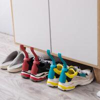 Wear Shoe Horn Helper Lazy Shoehorn Shoe Easy on And Off Shoe Sturdy Slip  SE