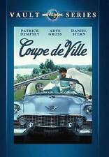 Coupe de Ville DVD Dempsey, Gross, Roth, Stern  *Region 1*  Pre-Owned  **WS**