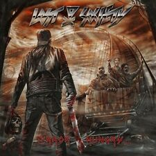 Lost Society - Terror Hungry CD 2014 traditional metal Nuclear Blast