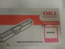 Genuine Original Magenta OKI Toner C110 / C130/ 44250722, FREE DELIVERY