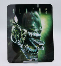 ALIENS - Glossy Fridge or Bluray Steelbook Magnet Cover (NOT LENTICULAR)