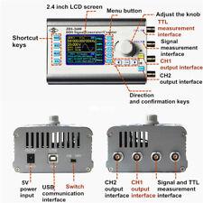 JDS2600 60M Digital Control Dual Channel DDS Signal Generator Counter