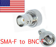 SMA to BNC, SMA-F to BNC-F adaptor for KG-UVD1 TG-UV