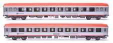 LS-Models HO scale Set of 2 couchette cars type Bcmz 59-70 CD