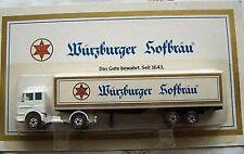 Würzburger Hofbräu Biertruck-Nr. 01 - MB NG 80 SZ - KW 55 € - (OVP) RAR!