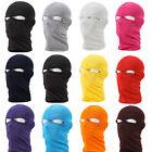 Unisex Outdoor Motorcycle Full Face Mask Lycra Balaclava Ski Neck Protection