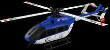 Rc Heli XK  EC145  K14  6 CH  Brushless Helicopter  Mode 2  RTF