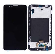 LG G Stylo 2, Stylus 2 LS775 LCD Screen Display Digitizer Touch & Frame Black