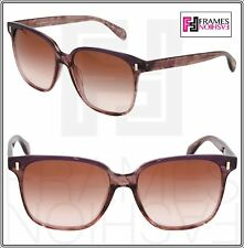 OLIVER PEOPLES MARMONT OV5266S Faded Fig Sonoma Lilac Square Sunglasses 5266