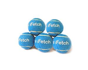 iFetch Mini Tennis Balls, Small 1.5 inch diameter