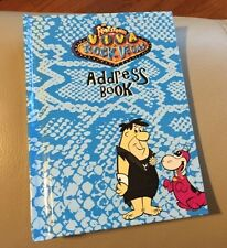 The Flintstones Viva Rock Vegas Address Book-New