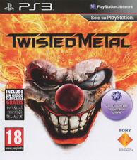 Twisted Metal PS3 - totalmente in italiano