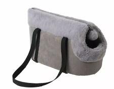 Cat/Kitten/Dog/Puppy Grey Fleece Lined Carrier Pet Play Tent House